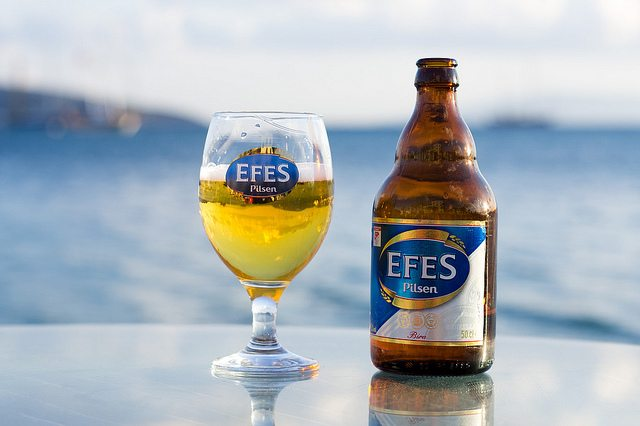 Efes Beer – The Turk's Favourite