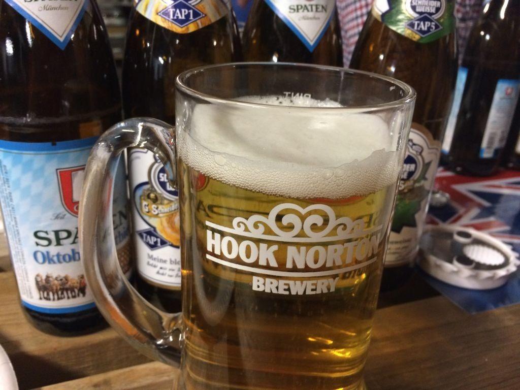 Oktoberfest at Hook Norton Brewery