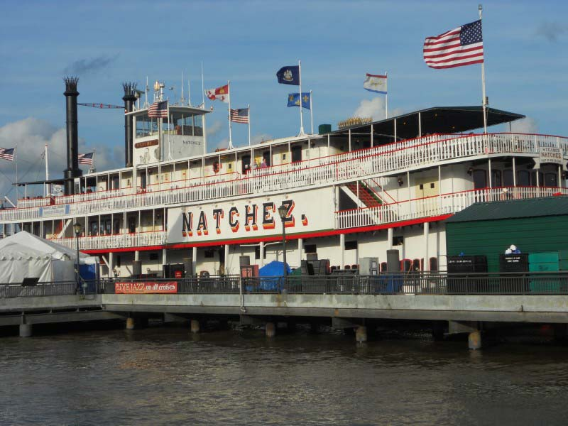 Where 'Old Man River' meets the sea, New Orleans – Hey Y'all! #7