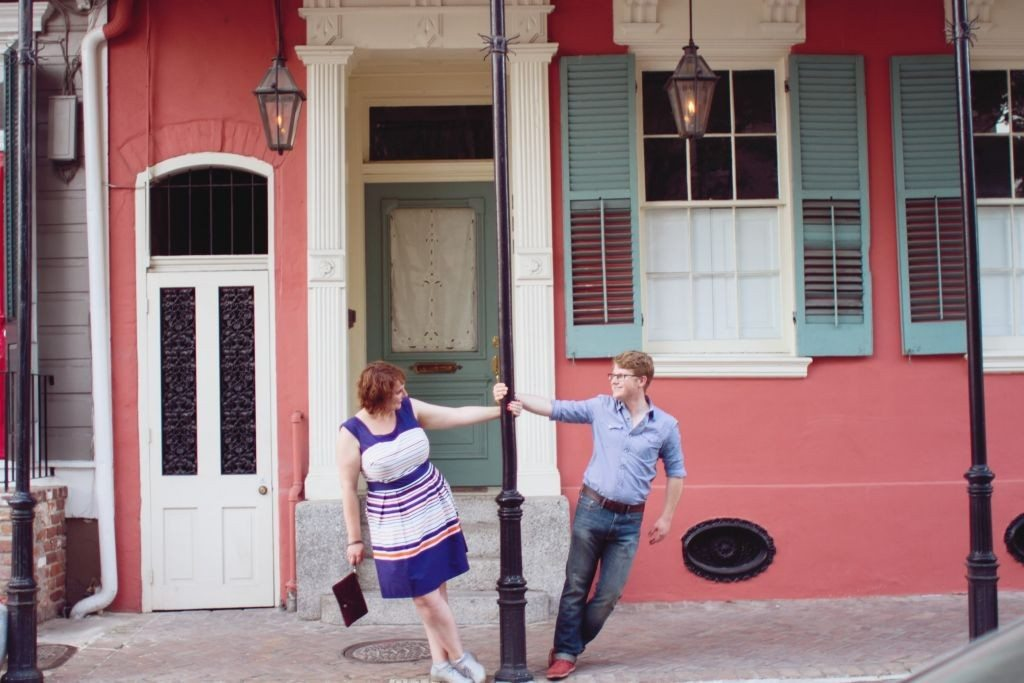 Engaged in New Orleans! – Hey Y'all! #8