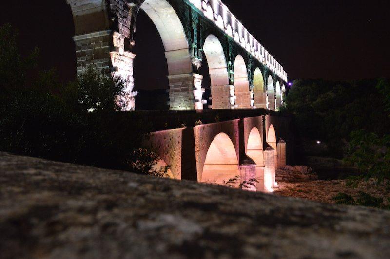 The Pont du Gard – a Roman marvel
