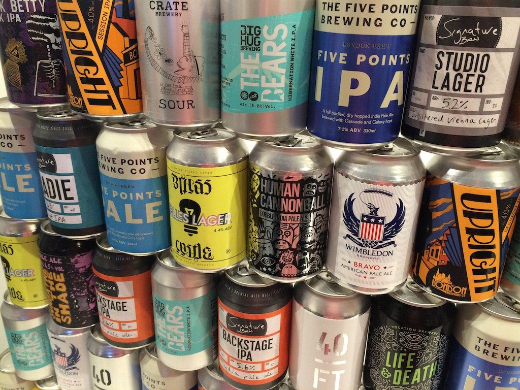 A night at the Indie Beer Can Festival