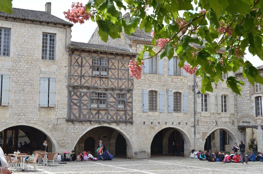 Lauzerte – one of France's most beautiful villages