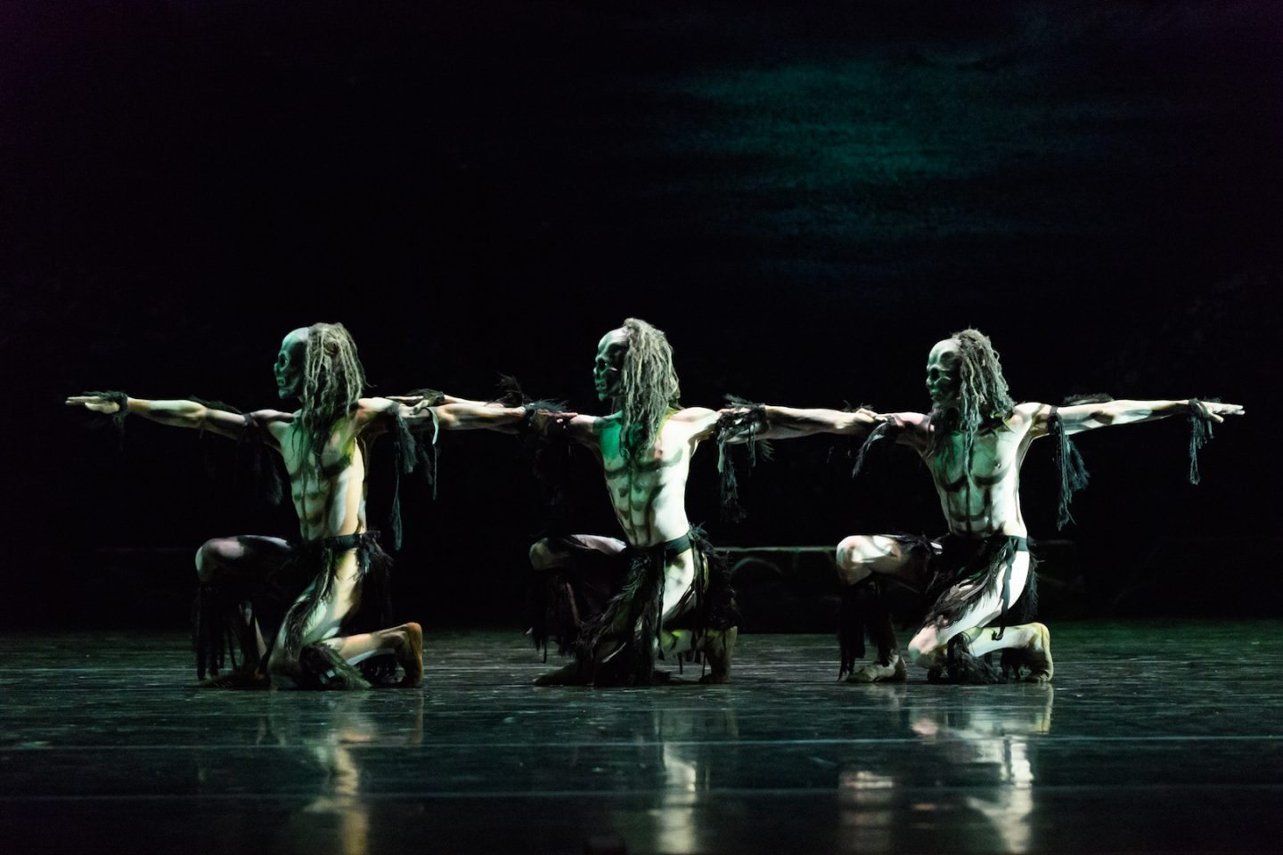 Rambert: Ghost Dances and others – New Theatre, Oxford