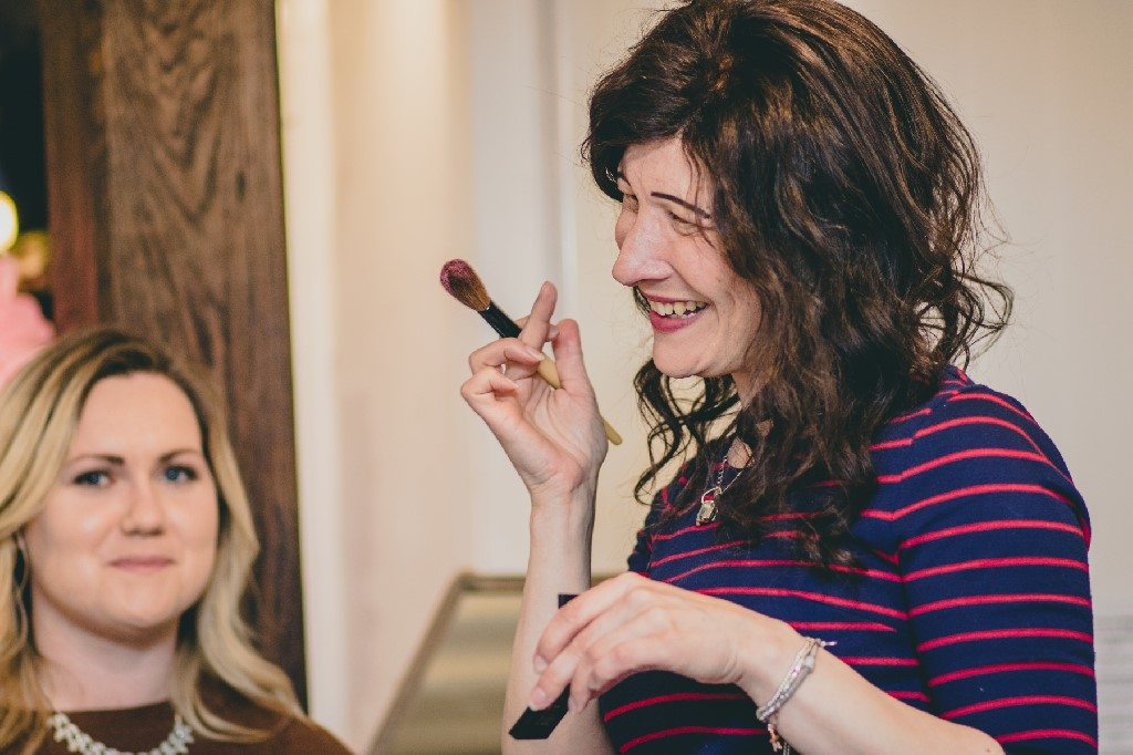 Summer/Spring Make-up Masterclass with Wedding Paint