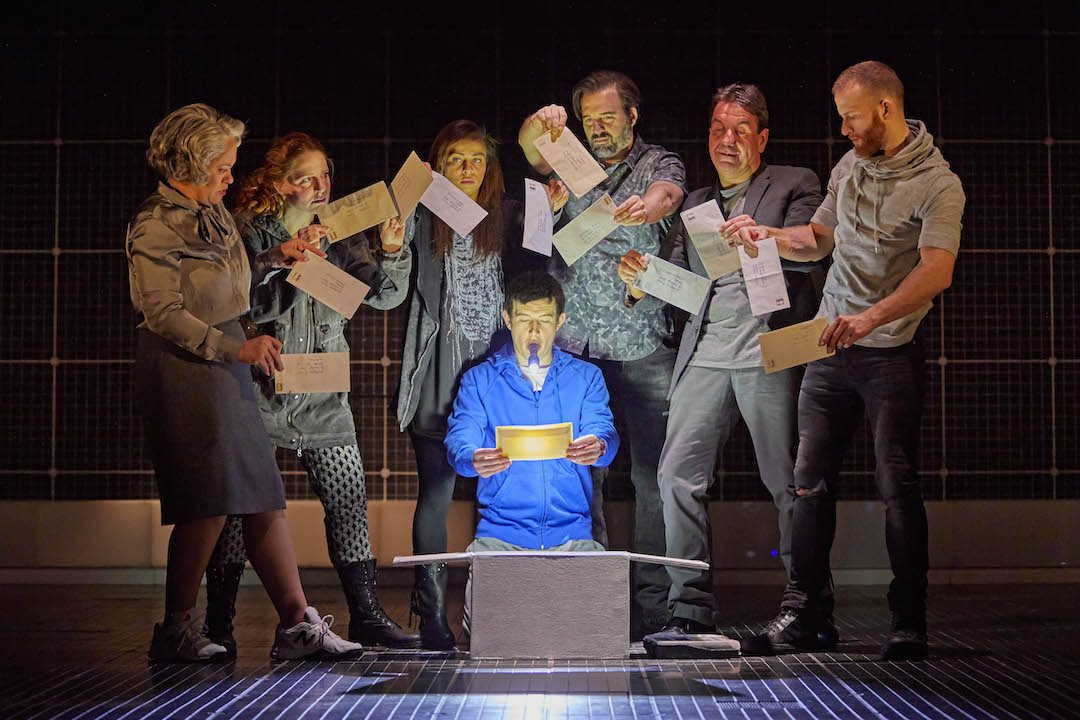 Oxford's 'The Curious Incident of the Dog in the Night-time'