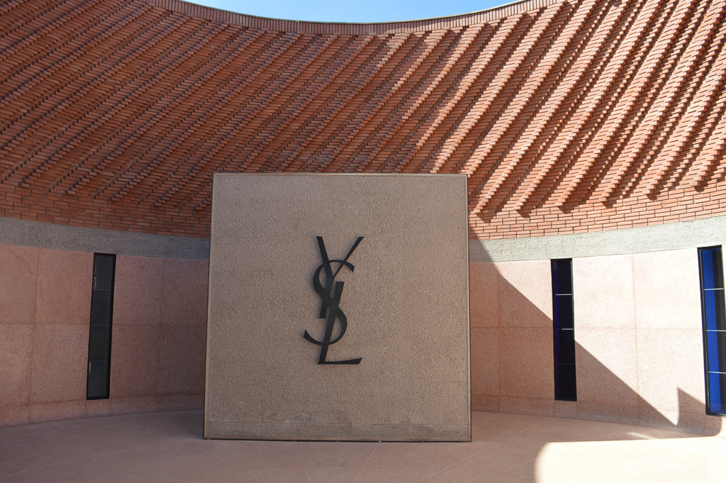 Musée Yves Saint Laurent in Marrakech