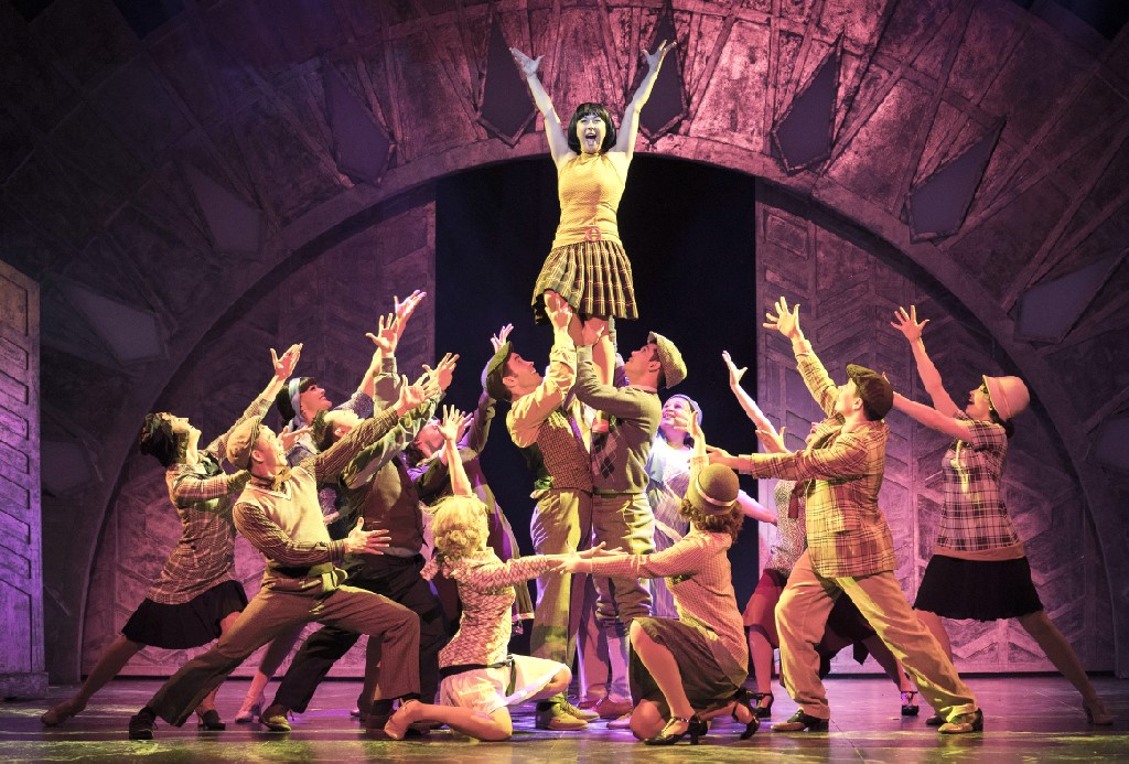 Thoroughly Modern Millie comes to Oxford