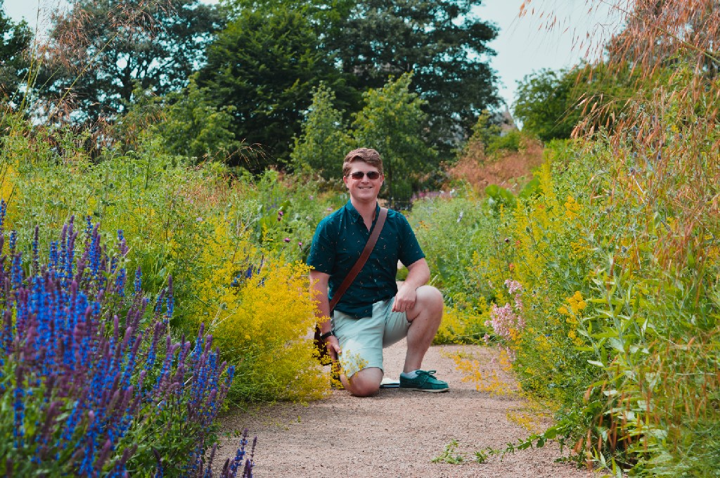 A day trip to Oxford's Botanic Garden