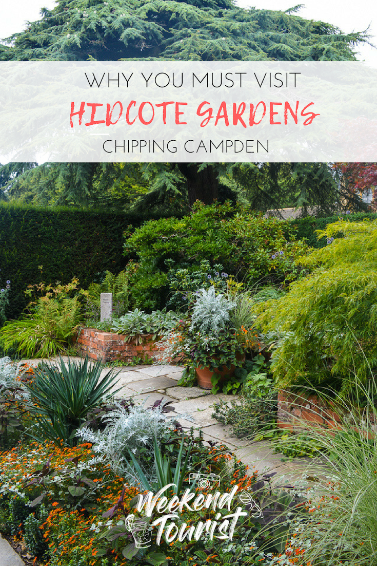 Why you must visit Hidcote Garden in Chipping Campden!