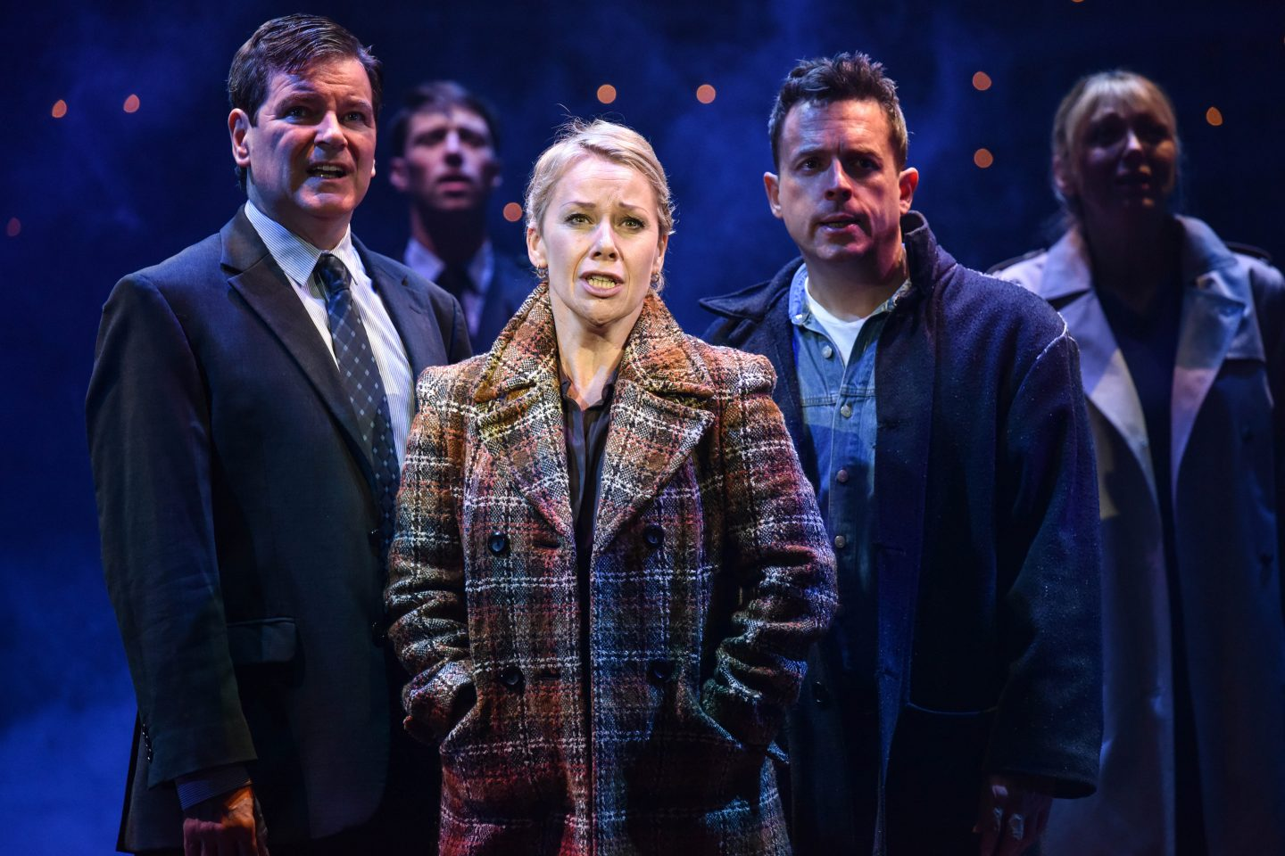 My first trip to Blood Brothers, New Theatre Oxford