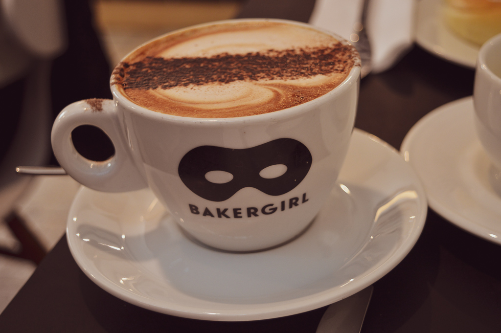 Bakergirl: the bakehouse & coffee spot of the Cotswolds