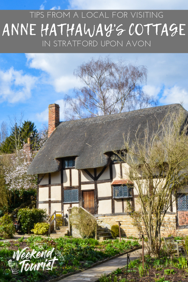 Local tips for visiting Anne Hathaway's Cottage