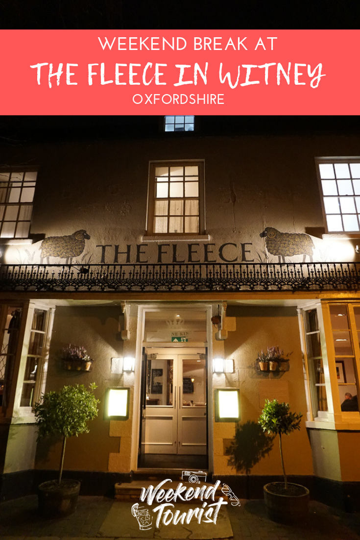 The Fleece in Witney