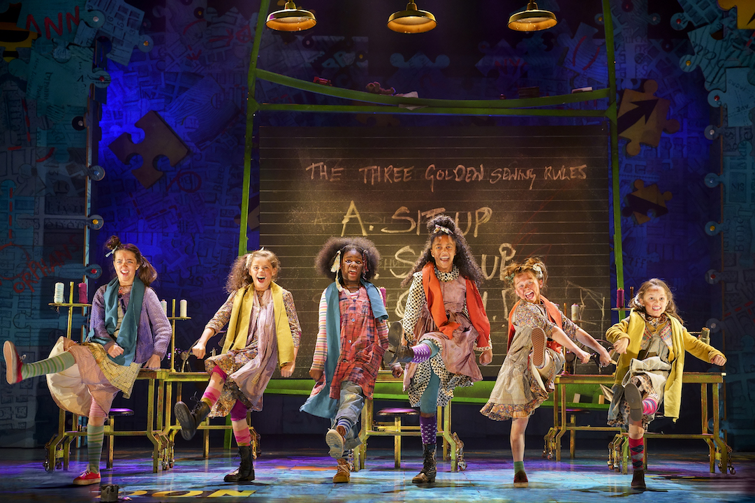 Annie at New Theatre, Oxford: Review