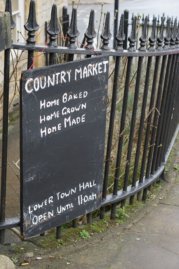 What to expect when you visit Chipping Norton's craft country market?