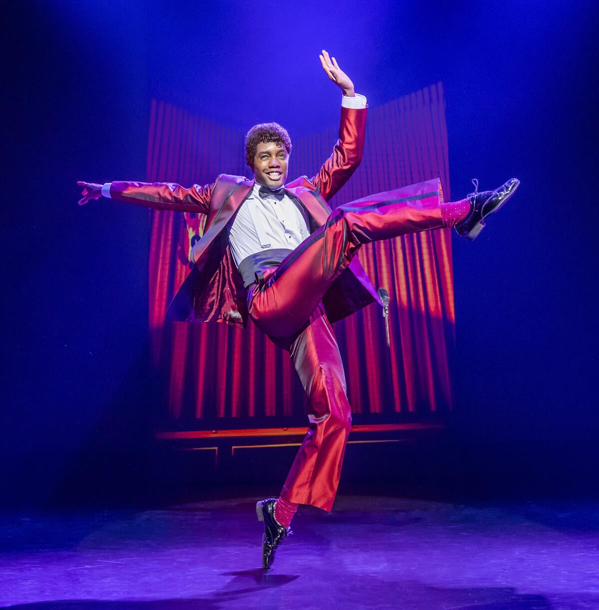 Motown The Musical until Jan 4th in Oxford