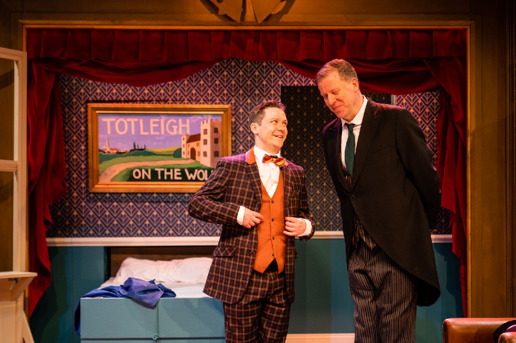 The Theatre Chipping Norton's Jeeves & Wooster