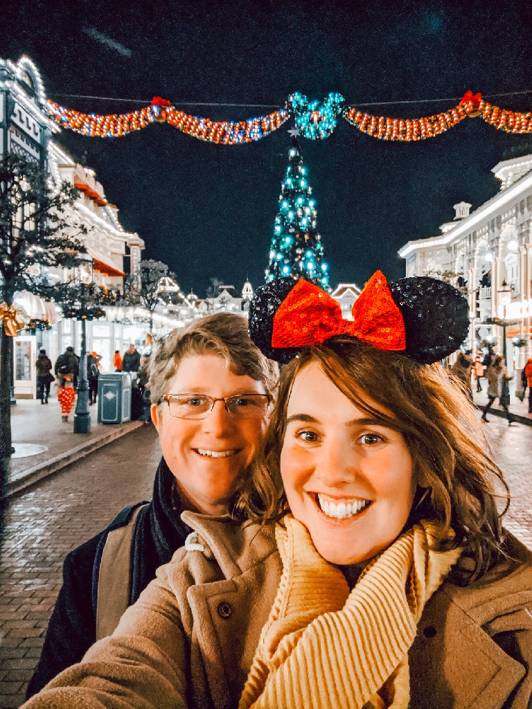 Disneyland Paris at Xmas – a 4-day itinerary