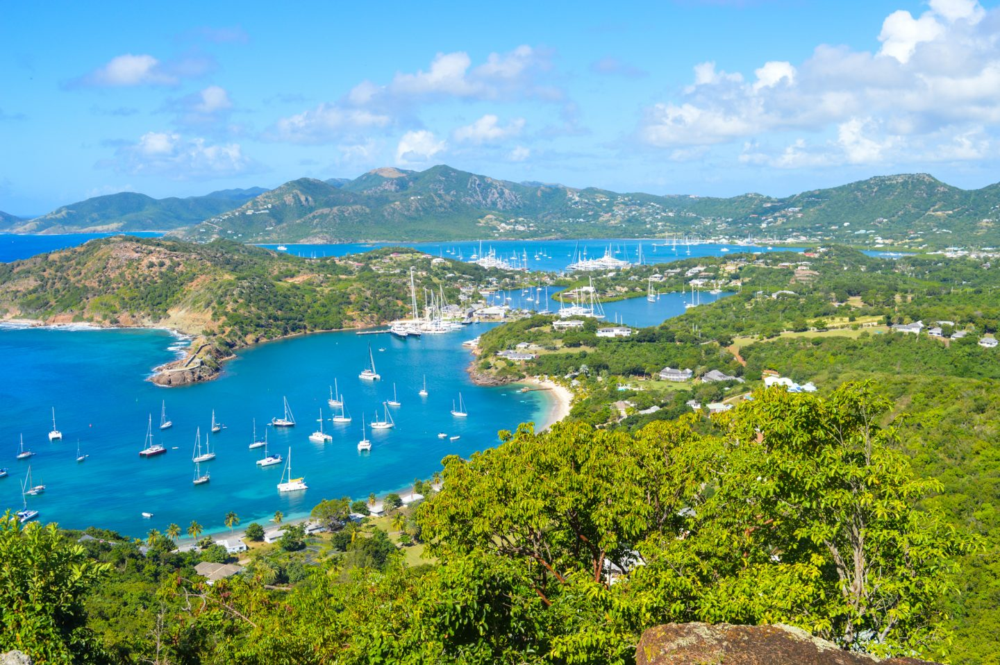 Admiral Nelson Docked here – an afternoon in Antigua